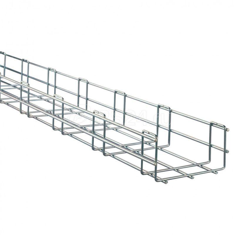 Лоток проволочный 150х70 L3000 сталь 4.4мм SS SchE 4515215 купить в интернет-магазине RS24