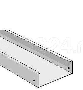 Лоток листовой неперфорированный 400х60 L2000 сталь 1мм W1/60-400 оцинк. SchE 723975 купить в интернет-магазине RS24