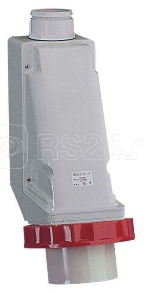 Вилка настенная 63А 3P+N+E 380В винт. IP67 SchE 81583 купить в интернет-магазине RS24