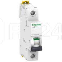 Выключатель автоматический модульный 1п Z 1А 15кА iC60L Acti9 SchE A9F92101 купить в интернет-магазине RS24