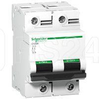 Выключатель автоматический модульный 2п B 80А C120H SchE A9N18413 купить в интернет-магазине RS24