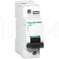 Выключатель автоматический модульный 1п C 80А C120H SchE A9N18446 купить в интернет-магазине RS24