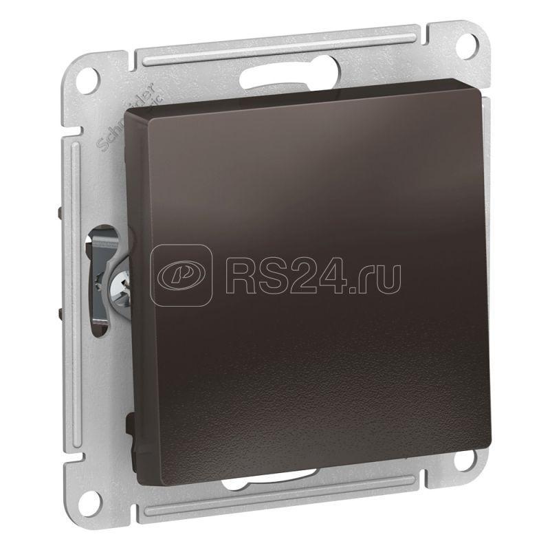 Механизм переключателя перекрестного ATLAS DESIGN (сх.7) 10АХ мокко SchE ATN000671 купить в интернет-магазине RS24