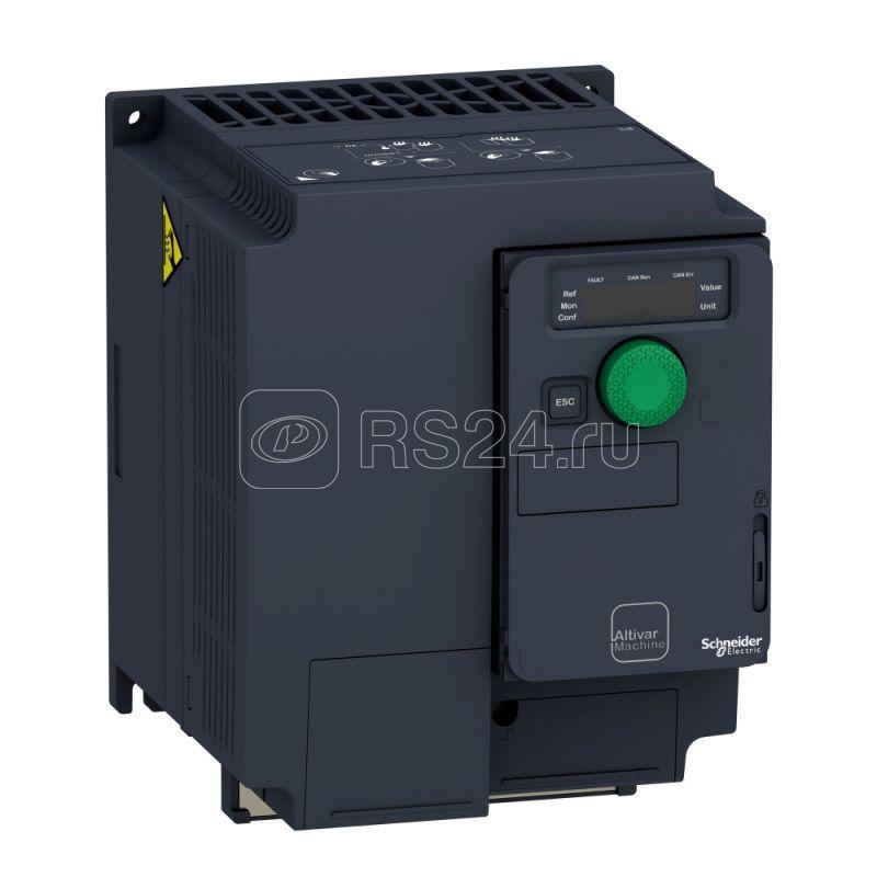 Преобразователь частоты компактное исп. ATV320 2.2кВт 600В 3ф SchE ATV320U22S6C купить в интернет-магазине RS24