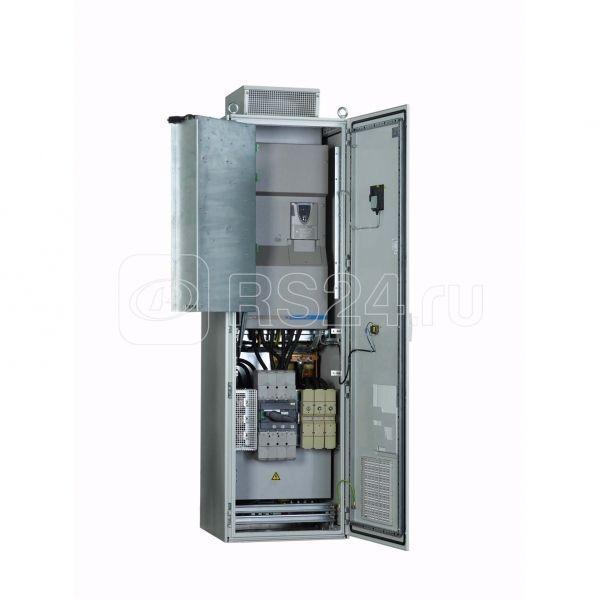 Преобразователь частоты комплектный в шкафу ATV71 315кВт 415В IP54 SchE ATV71EXC5C31N4 купить в интернет-магазине RS24