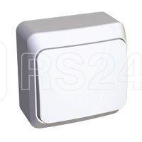 Выключатель 1-кл. ОП Этюд 10А IP20 бел. SchE BA10-001B купить в интернет-магазине RS24