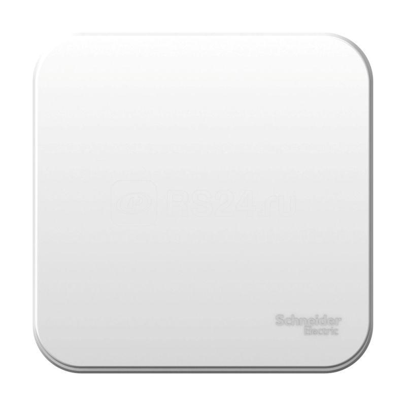 Выключатель 1-кл. ОП BLANCA (сх.1) 10А 250В изол. пласт. бел. SchE BLNVA101011