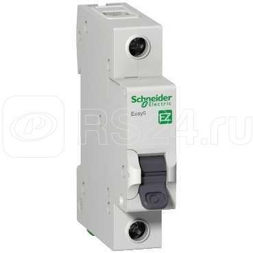 Выключатель автоматический модульный 1п B 10А 4.5кА EASY9 =S= SchE EZ9F14110