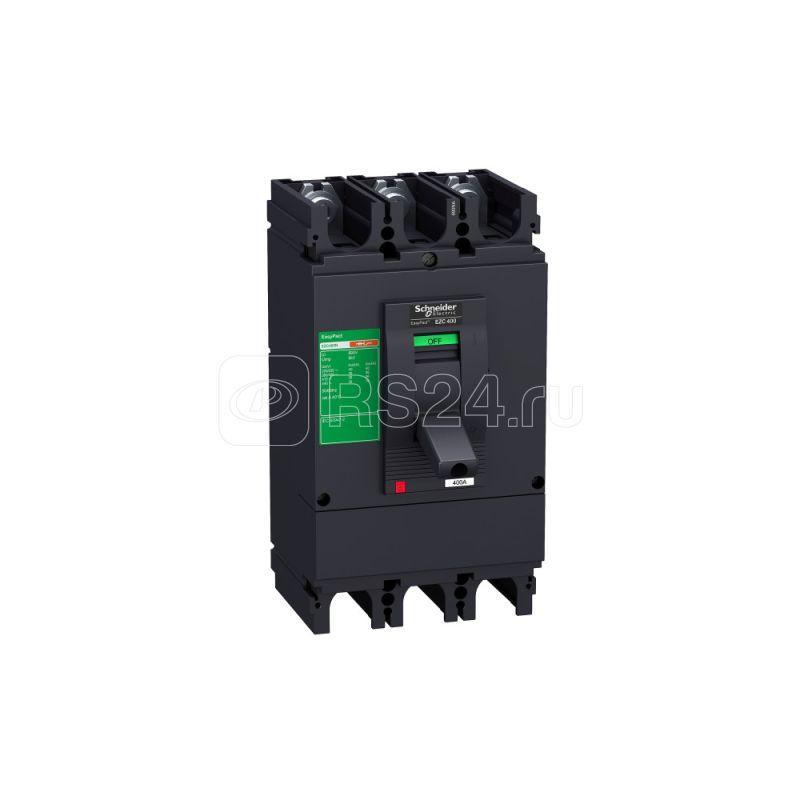 Выключатель автоматический 3п 3т 320А 36кА EZC400 SchE EZC400N3320N купить в интернет-магазине RS24