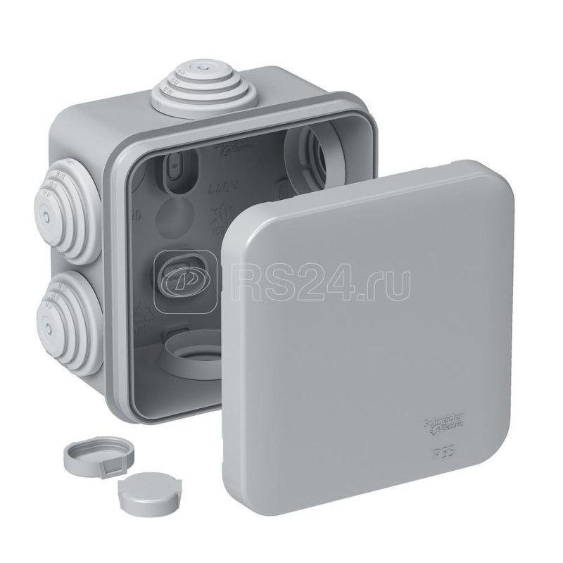 Коробка распр. ОП размер базового блока 70х70х40 IP55 SchE IMT35090