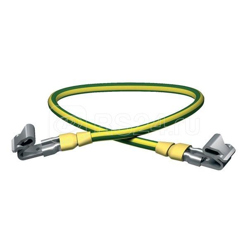 Провод заземления 15см с клеммами SchE ISM10953 купить в интернет-магазине RS24