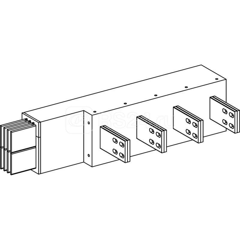 Секция присоединительная к трансформатору SchE KRA1600EL32 купить в интернет-магазине RS24
