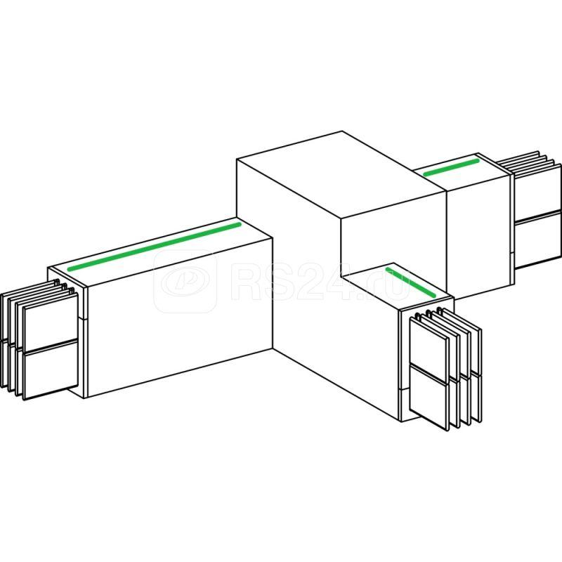 Секция тройниковая плашмя SchE KRA2000TD4B купить в интернет-магазине RS24