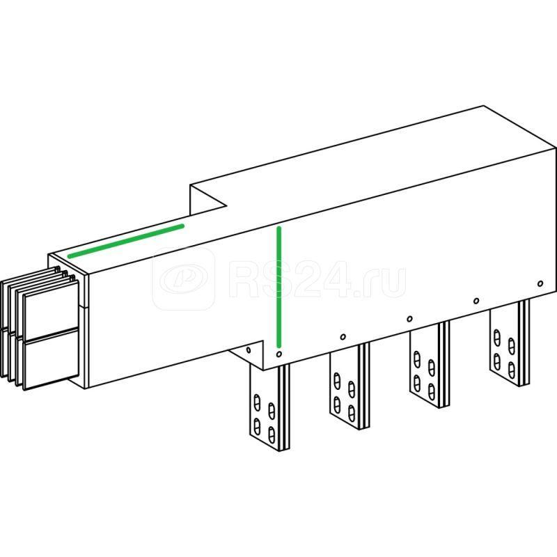 Секция присоединительная к трансформатору SchE KRA2500EL53 купить в интернет-магазине RS24