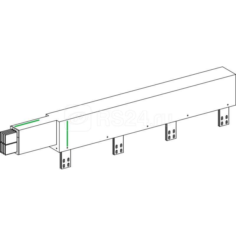 Секция присоединительная к сухому трансформатору SchE KRA4000EL55 купить в интернет-магазине RS24