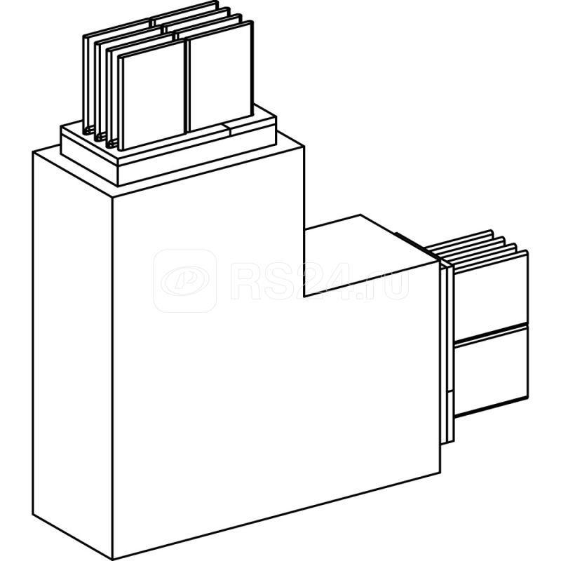 Секция угловая на ребро огнестойкая SchE KRC4000FC5A купить в интернет-магазине RS24