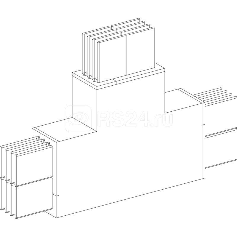 Секция тройниковая на ребро SchE KRC4000TC4B купить в интернет-магазине RS24