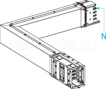 Угол на ребро SchE KSA400DLC4A купить в интернет-магазине RS24