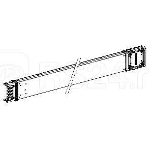 Секция прямая измен. длины 400А SchE KSC400ET4A купить в интернет-магазине RS24