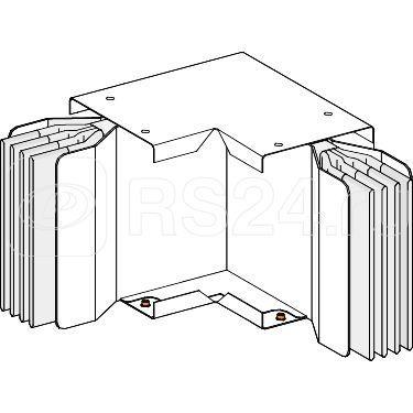 Секция угловая горизонт. N1 SchE KTA1250LP3B1 купить в интернет-магазине RS24