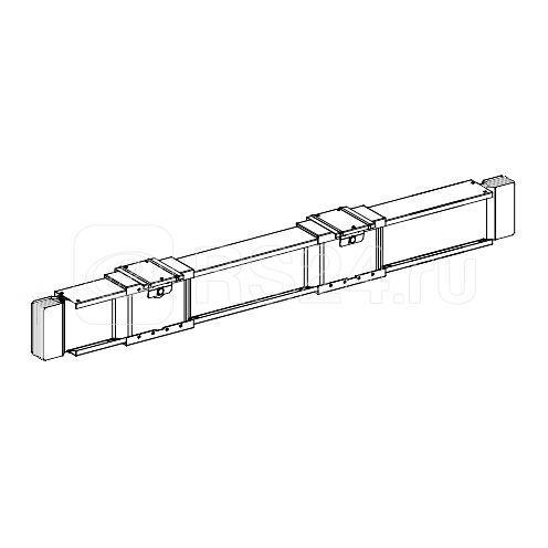 Секция прямая для болтовых отв. коробок SchE KTA2500EB540 купить в интернет-магазине RS24