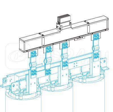 Секция присоединительная к трансформатору №3 SchE KTC2500EL43 купить в интернет-магазине RS24