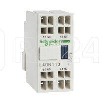 Блок доп. контактов 2НЗ фронт. монтаж крепление с помощью пружинного зажима SchE LADN023 купить в интернет-магазине RS24