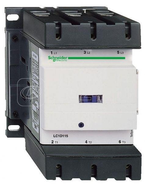 Контактор 3п 150А D НО+НЗ 115В 50/60Гц зажим под винт SchE LC1D150FE7 купить в интернет-магазине RS24