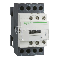 Контактор 4п 40А 2НО+2НЗ АС1 415В 50Гц SchE LC1D258N7 купить в интернет-магазине RS24