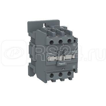 Контактор E 50А 400В AC3 380В 50/60Гц SchE LC1E50Q7 купить в интернет-магазине RS24