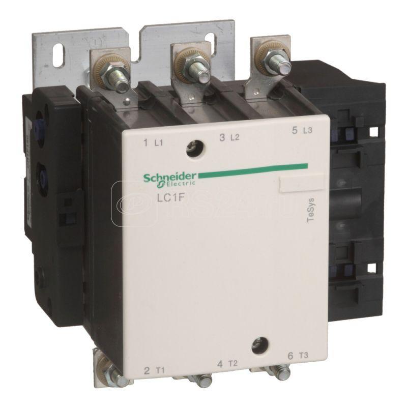 Контактор 3п 150А F150 220В 50/60Гц SchE LC1F150M7 купить в интернет-магазине RS24