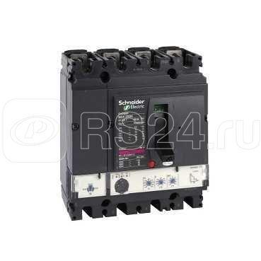 Выключатель авт. 4п 4т Micrologic 2.2 100А NSX100H SchE LV429800 купить в интернет-магазине RS24