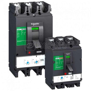 Выключатель автоматический 3п 100А 50кА EasyPact CVS100N TM50D 3P3D SchE LV510474 купить в интернет-магазине RS24
