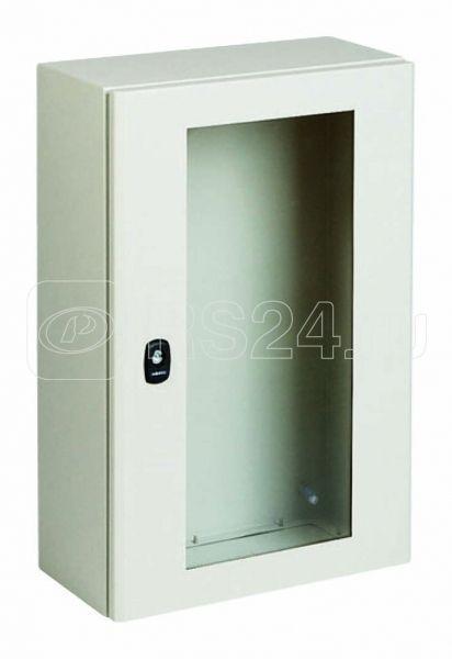 Шкаф S3D с прозр. дверью 4х6х2 SchE NSYS3D4620T купить в интернет-магазине RS24