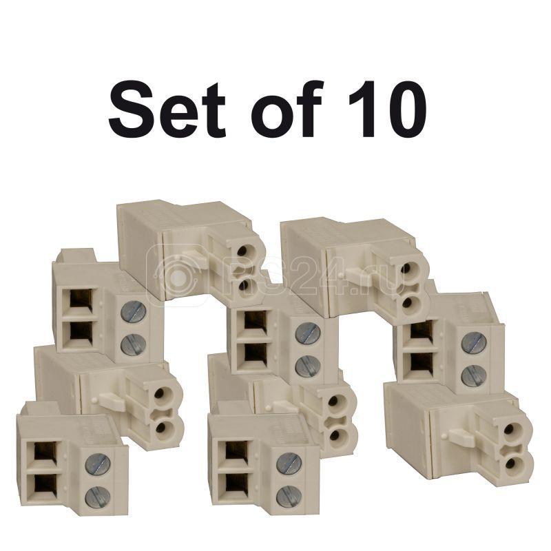 Коннектор винт 2PT PDM (уп.10шт) SchE STBXTS1130 купить в интернет-магазине RS24