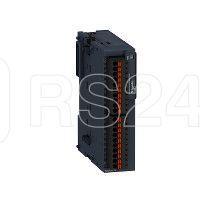 Модуль расширения аналог. ТМ3-4 аналог. вх. пруж. клеммы Advantys OTB SchE TM3AI4G купить в интернет-магазине RS24