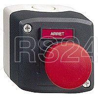Пост кнопочный на 1 кноп. с возвр. SchE XALD164 купить в интернет-магазине RS24