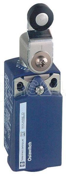 Выключатель конц. термопластик ролик двухполярный H3+HО M16х1.5 SchE XCKP2518P16 купить в интернет-магазине RS24