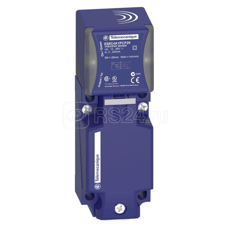 Датчик индуктивный 48В SchE XS7C4A1DPP20 купить в интернет-магазине RS24