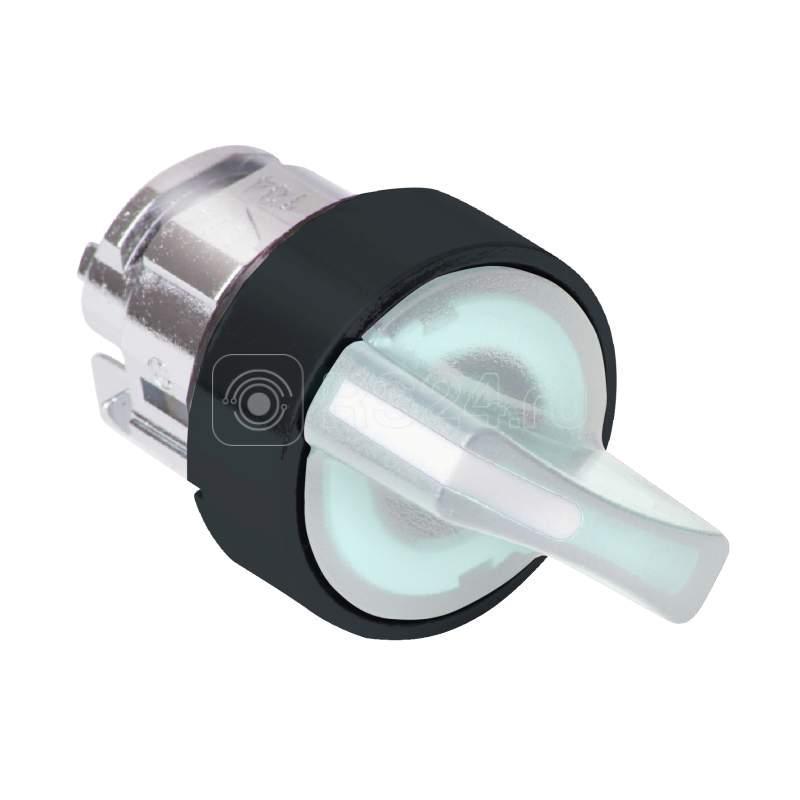 Головка для переключателя 3пол. (2с/возвр.) SchE ZB5AK1513 купить в интернет-магазине RS24