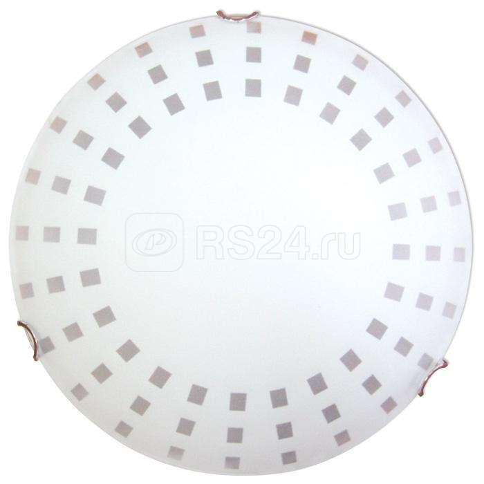 Светильник НПБ 01-60-130 Лучи d250 М15 1х60Вт E27 IP20 мат. бел./клипса зол. (инд. упак.) Элетех 1005205304 купить в интернет-магазине RS24