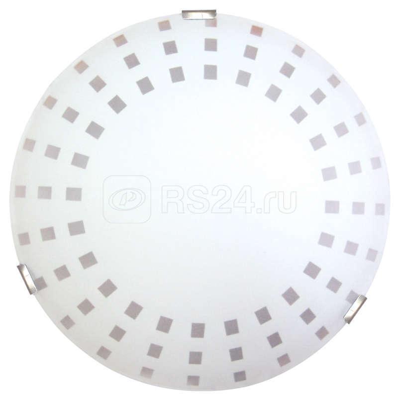 Светильник ДПБ Лучи M06 300х76 LED 15Вт 5000К IP20 мат. бел./клипса штамп металлик (инд.упак) Элетех 1030450310 купить в интернет-магазине RS24