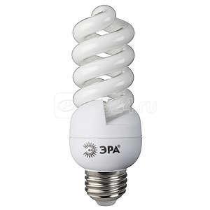 Лампа люминесцентная компакт. SP-M 9Вт E27 спиральная 2700К Эра C0042408 купить в интернет-магазине RS24
