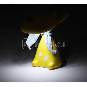 Светильник NLED-410-1W-Y настол. (30/180) жел. ЭРА Б0003831 купить в интернет-магазине RS24
