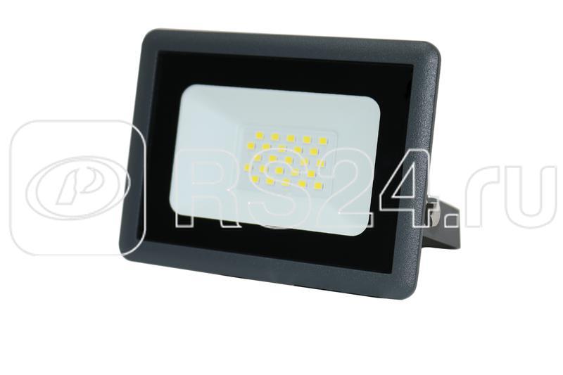 Прожектор СДО-10 20Вт 6500К GR IP65 230В ФАZА 5032057 купить в интернет-магазине RS24