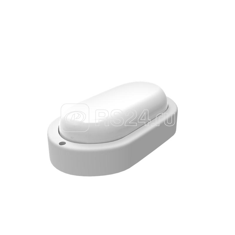 Светильник светодиодный ЖКХ LITE 160х90х46 8Вт 700лм 6500К 200-240В IP65 овал бел. Gauss 161418308 купить в интернет-магазине RS24