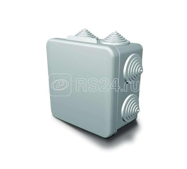 Коробка распределительная ОП 100х100х55мм IP54 ГУСИ С3В108 Евро
