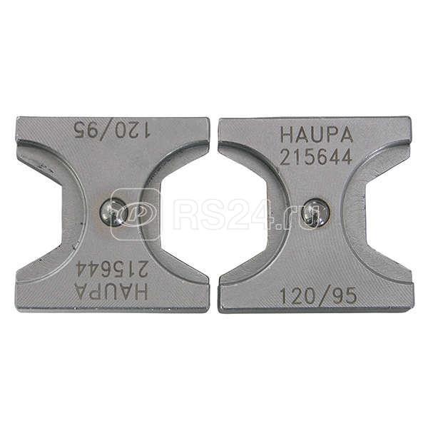 Насадка обжимная для наконечников типа Standard Cu 25/35 HAUPA 215642 купить в интернет-магазине RS24