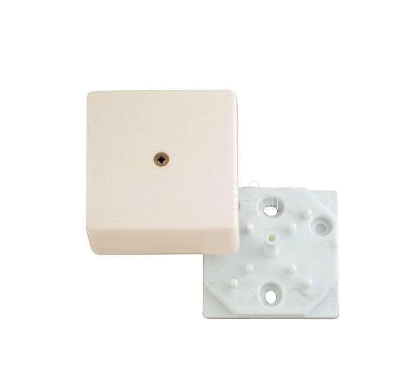 Коробка распределительная ОП 60х60х30мм без клемм. сл. кость HEGEL КРК2701 02-01-И купить в интернет-магазине RS24