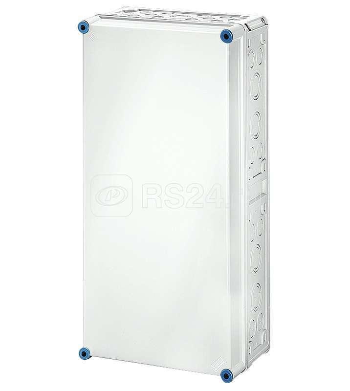 Корпус пластиковый Mi 300х600х170 IP65 Mi0401 HENSEL 2000012 купить в интернет-магазине RS24